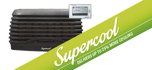 Braemar Supercool Evaporative Air Conditioner