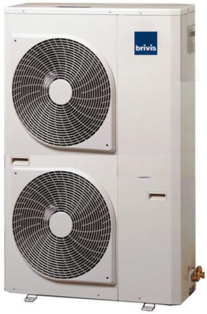 Brivis Regfrigerated Air Conditioner